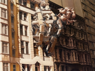 'Pale Memory' by Jeremy Geddes